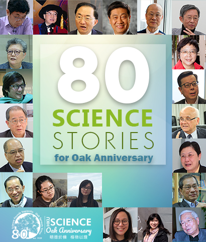Faculty of Science-80 Science Stories